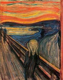 http://www.google.com/imgres?q=the+scream+edvard+munch&um=1&hl=en&safe=off&client=safari&sa=N&rls=en&biw=1276&bih=570&tbm=isch&tbnid=LOxtWGt5TFNnnM:&imgrefurl=http://en.wikipedia.org/wiki/The_Scream&docid=cSMopPur7TZOGM&imgurl=http://upload.wikimedia.org/wikipedia/en/thumb/f/f4/The_Scream.jpg/220px-The_Scream.jpg&w=220&h=277&ei=WSofT4-9G-bs2AW64eSBDw&zoom=1&iact=hc&vpx=199&vpy=184&dur=525&hovh=221&hovw=176&tx=106&ty=107&sig=113199766689826322668&page=1&tbnh=158&tbnw=133&start=0&ndsp=15&ved=1t:429,r:0,s:0