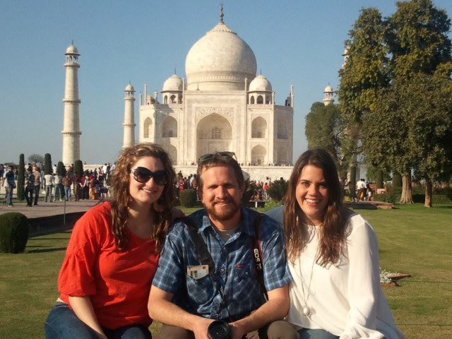 seeing the Taj in person does not suck